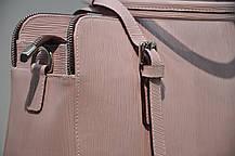 Классическая кожаная сумка 1803-1121, фото 2