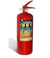 Огнетушитель порошковый ОП-3-3