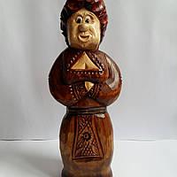 """Статуэтка из дерева ручной работы """"Бабушка """""""