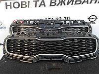 Kia sportage 4 QI Gt line решетка решітка (Mobis 86350-F1500)