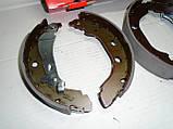 Тормозные колодки задние барабанные Samand Remsa, фото 2