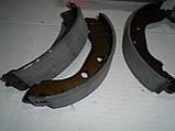 Тормозные колодки задние барабанные Samand Remsa, фото 3