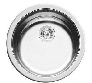 Кухонная мойка PYRAMIS CR (D45) LINEN (92mm), фото 2