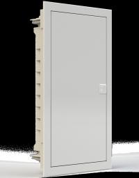 Встраиваемые распределительные щитки со стальной дверцей, серия PMF