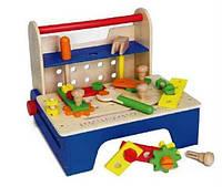 Игровой набор Столик с инструментами 59869 Viga Toys