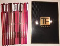 Карандаши для губ Tom Ford (12 цветов в упаковке)
