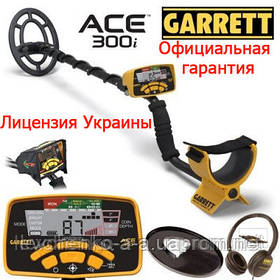 Металлоискатель гарет Garrett Ace 300i