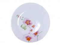 Тарелка 8 'Орхидея