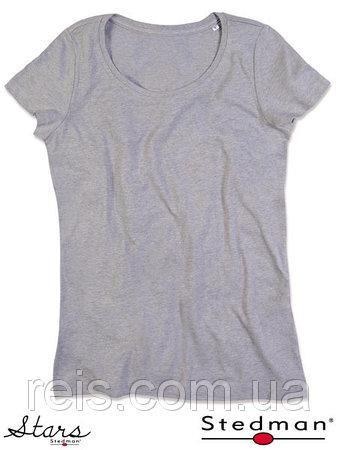 Женская футболка с круглым воротом SST9900 GYH