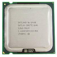 ОЧЕНЬ МОЩНЫЙ процессор на 4 ЯДРА s 775 - INTEL Core2 Quad Q9400 4 по 2.66Ghz 6 mb Cache 1333 FSB  s775