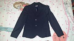 Пиджак школьный для девочки р. 122-60-60