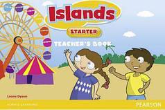 Islands Starter Teacher's Book with Access Code