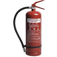Огнетушитель порошковый ОП-6-6