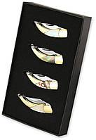 Ножи-брелоки (4 шт.) в подарочном наборе 004106-SET MHR /99-6