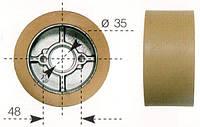 Резиновый валик (ролик) на автоподатчик 120 на 60