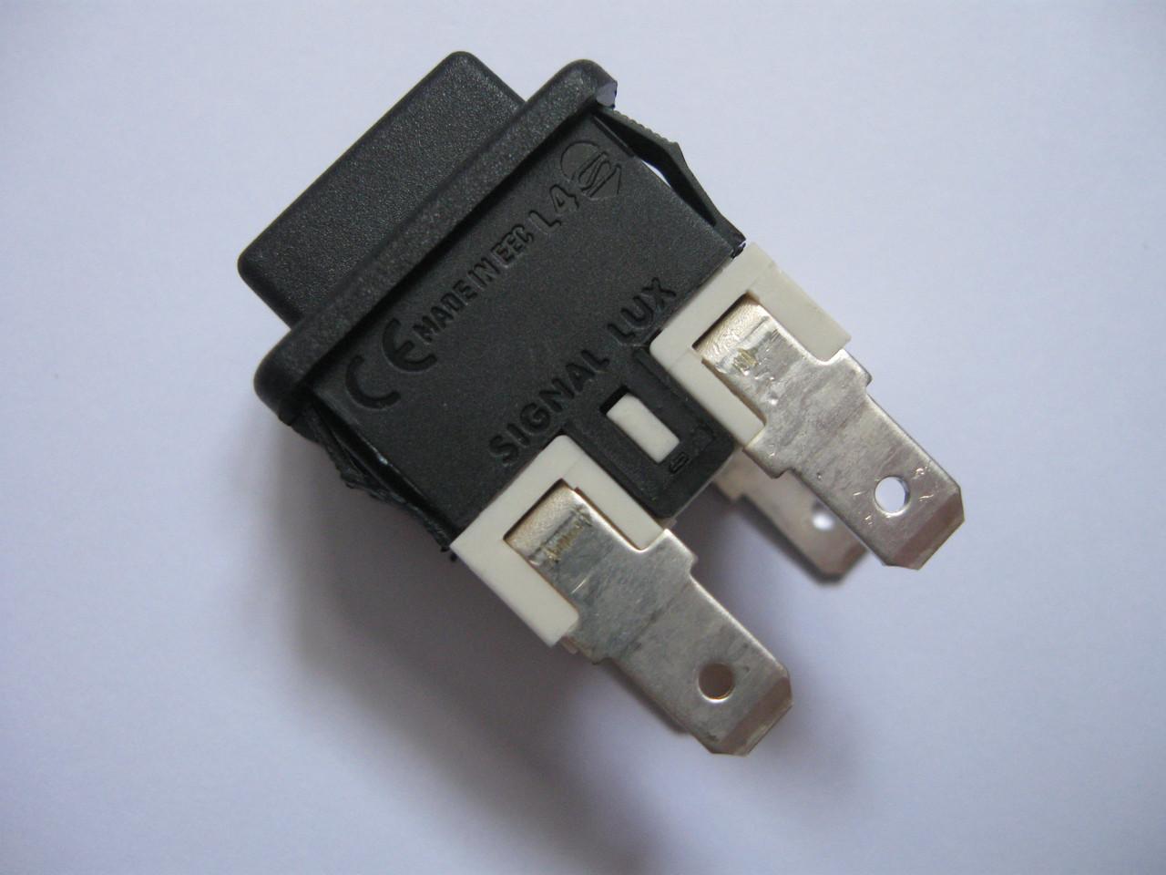 Микропереключатель кнопка включения пылесоса Zelmer 919   00637493