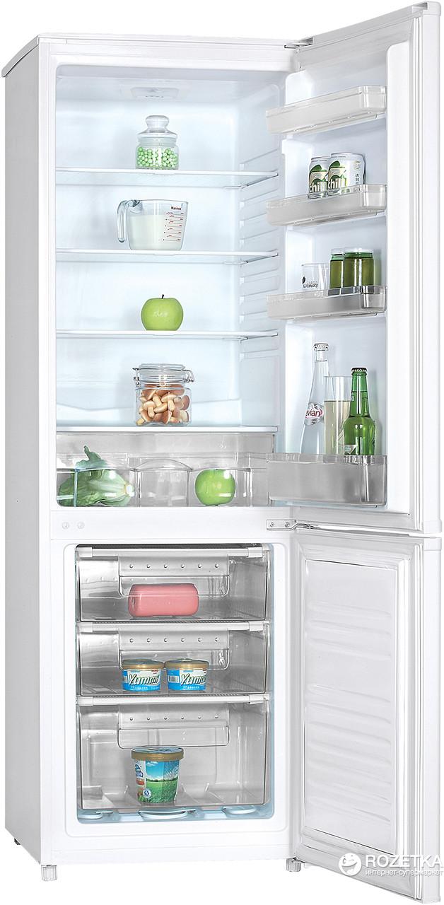 Двухкамерный холодильник Delfa DBFH-170