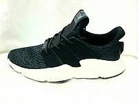 Мужские кроссовки Adidas Prophere серые с черным, фото 1
