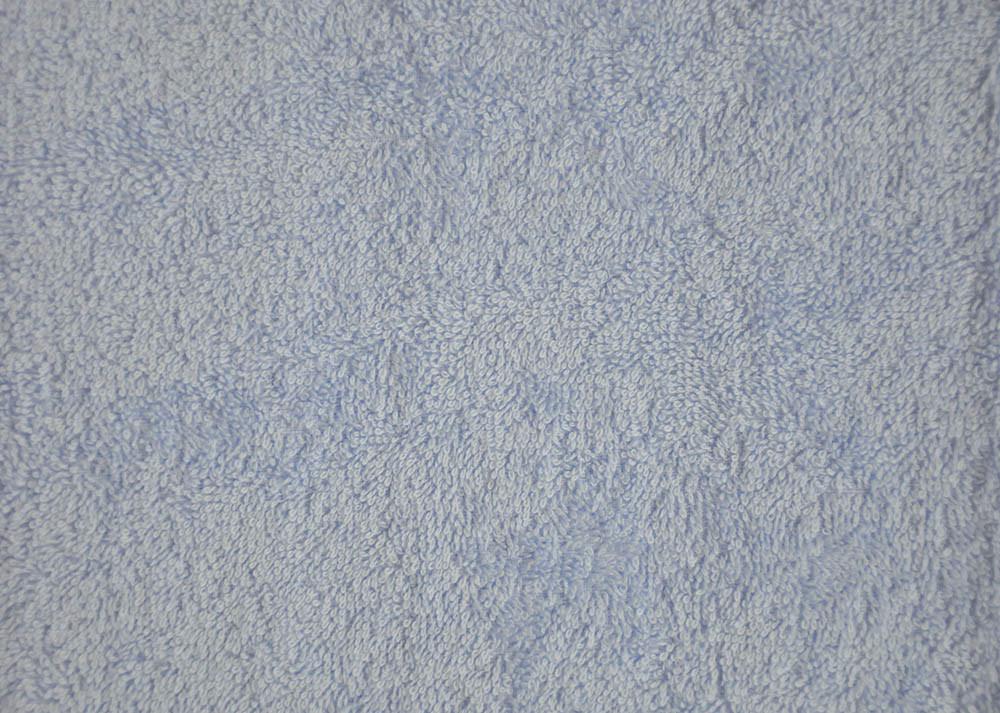 Полотенце махровое 70*140 ГОЛУБОЙ