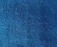 Простынь махровая 155*200 100% хлопок ТЕМНО-СИНИЙ