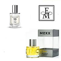 FM Group 98 духи женские Mexx - Mexx Women