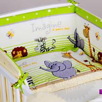 """Детский постельный комплект 4 предмета """"Африка"""", фото 1"""