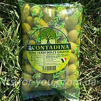 Оливки Bella Contadina Olive Verdi Dolce Giganti 850 мл