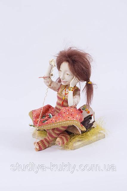 Внимание! Студия куклы начинает набор в группу на базовый курс по созданию авторской куклы из паперклея. Начало занятий в 11.00, 17 го мая 2016 года. Присоединяйтесь!.