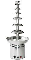 Шоколадный фонтан 7 ур. SLBK7 GGM (на 8 кг)