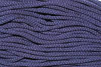 Шнур акрил 6мм.(100м) т.синий, фото 1
