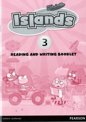Islands 3 Reading and Writing Booklet, фото 2