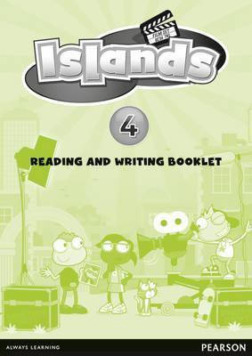 Islands 4 Reading and Writing Booklet, фото 2