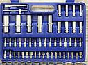 """Набор инструментов 1/4"""" и 1/2"""" 108ед. (6гр.) ST-0108-6 STANDART, фото 3"""