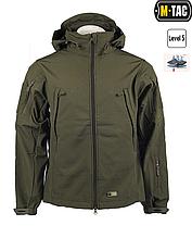 Тактическая куртка Soft Shell (оливковый)