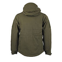 Тактична куртка Soft Shell (оливковий), фото 2
