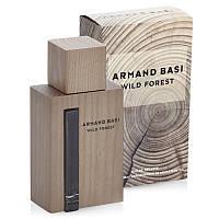 Мужская туалетная вода armand basi wild forest 50 ml