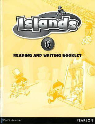 Islands 6 Reading and Writing Booklet, фото 2