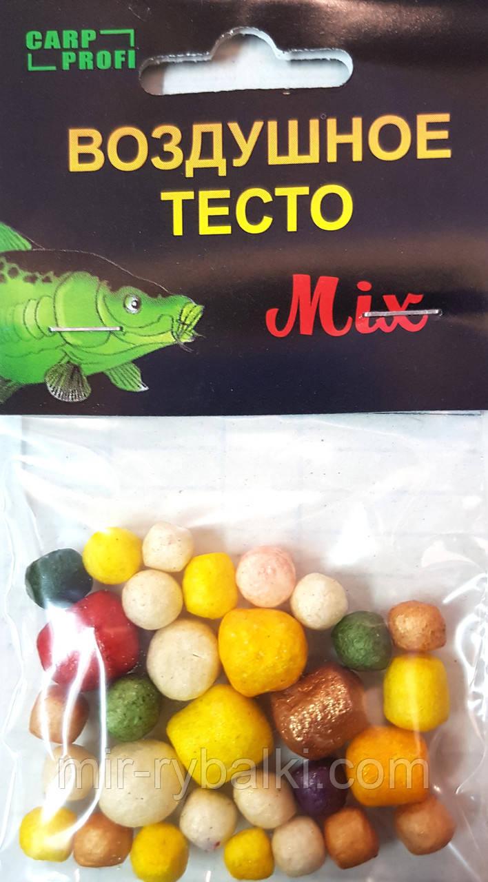 Воздушное тесто carp profi Mix морепродукты