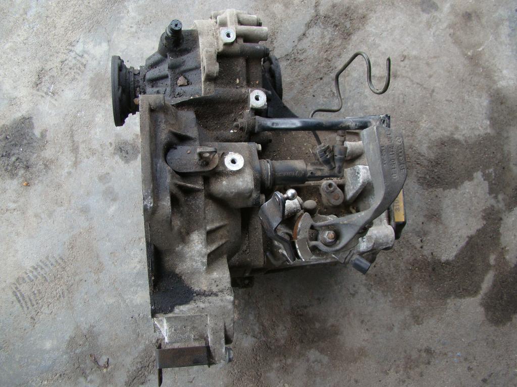 КПП/Коробка передач VW GOLF IV 2.0 EBP