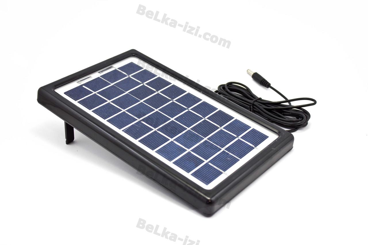 Солнечная панель MP-003WP 3W-6V Solar Panel