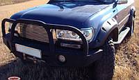 TOYOTA LAND CRUISER 80 Силовые расширители колёсных арок lapter (Лаптер)