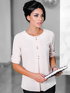 Стильна молодіжна кремова блузка Levis (XS, S, M, L, XL)