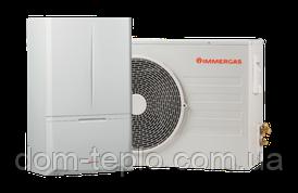 Копия Тепловой насос Immergas Magis Combo 10 ErP воздух-вода + конденсационный котёл