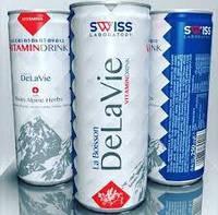 Витаминизированный напиток DeLaVie