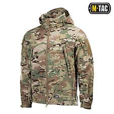 Тактическая куртка Soft Shell (мультикам), фото 2
