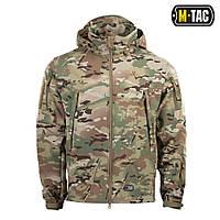 Тактическая куртка Soft Shell (мультикам)