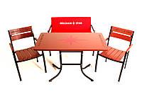 Мебель для кафе СТЕЛЛА - 2  (для кафе, бара, ресторана, летней площадки, сада, дачи, веранды)