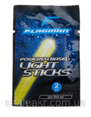 Светящиеся стержни Flagman упак. 2 шт 4.5x39 мм