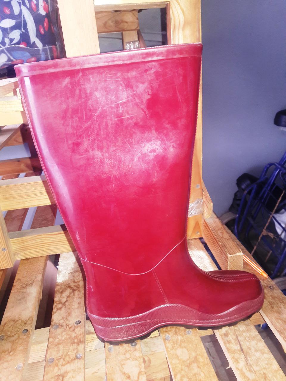 781d39050fa0 Силиконовые сапоги (женские) RealPax - Интернет-магазин обуви и белья