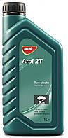 Масло для садовой техники MOL Arol 2T UA 1L